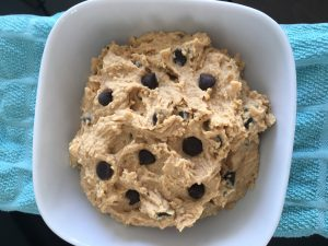 Chocolate Chip Cookie Dough by Marie Tower at MarieTower.com